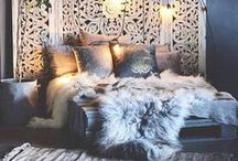 Home Inspire || Bedrooms / bedroom decor // bedroom design // everything else to make your bedroom a sanctuary