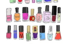 Nail It / No much nail polish, too little time! A great mani or pedi can be the exclamation point point on any great look. For more fashion and beauty tips, visit: sophiemaestyle.com