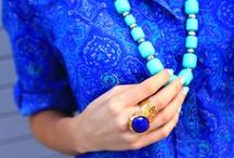Color Trend: Cobalt Blue