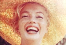 #Marylin / by Martine Le Jossec