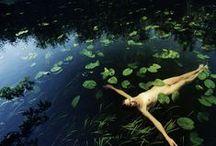 underwater , water, magic / by Ale Fella EcoMiscelaneas
