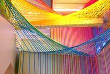 Installations / by Ale Fella Miscelaneas Arte Utilitario