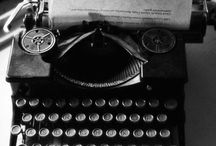 • I Want to be a Writer • / by Elizabeth Harris