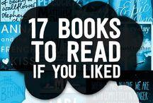 Books! / by Sena Walsh