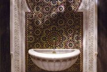 La Mamounia / Gorgeous hotel in the heart of Marrakech. Moroccan aesthetic with European sensibility.