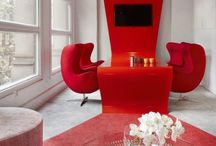 ROUGE / Love, passion, danger, emotion: Red is the ultimate cure for sadness (and boredom...)
