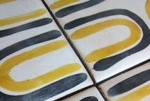 Citrine / Vibrant yellow in design
