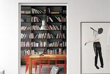 Workspace / Inspiration for your office, atelier, or workspace