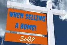 { home seller tips } / Helpful information that every seller should review before and during their home sale