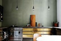 Shades of Gray / a soothing backdrop or set the perfect scene to pop an accent color