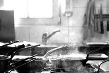 • The Kitchen • / by Elizabeth Harris