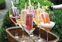 Summer Drinks / summer refreshments