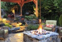 Landscape Ideas / Patio inspiration, drooling decks, amazing planters and gorgeous landscaping. I hope to use some of these as my favorite ideas and implement them into my own yard.  / by Kristine Johanos