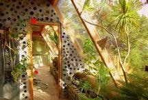 Eco friendly Arquitecture/ Arquitectura responsable con el medio ambiente / by Ale Fella EcoMiscelaneas