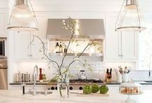 Kitchen Inspiration / The Heart of the Home.