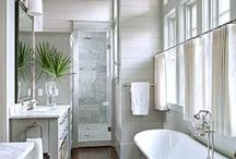 Bathroom Inspiration / A small room, with BIG potential.