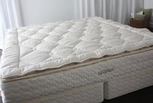 Mattresses & Beds / You spend around one third of your life in bed. Why not make it a non-toxic healthy environment? These days, the amount of chemicals on mattresses are astronomical. You DO have a choice, however. Non toxic latex and wool are perfect options.  / by Green Conscience