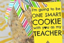Gift Ideas for Your Teacher / Teacher appreciation day? Birthday? Christmas? End of the year thank you?  No matter what event you are honoring, this board has plenty of gift ideas for educators.