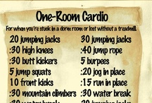 Health and Fitness / Easy-to-follow exercises and calorie-saving recipes to keep you fit and healthy.