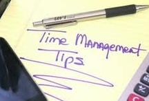Time Management Tips / Where does the time go? Find out how you can make the most of yours and use less to accomplish more.