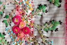 Embroidery and lovely stuff