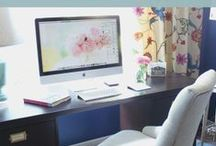 Office Organization / by Sukie Meneses