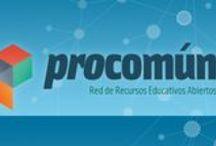 Recursos de Procomún / Recursos educativos abiertos y  materiales didácticos disponibles en Procomún #REA