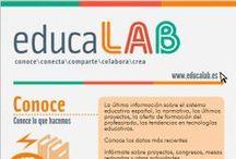 Infografías y educación / Infografías relacionadas con la educación y las TIC