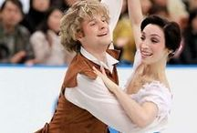 Ice Skating/Ice Dancing / by sheila charloff