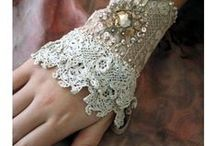Vintage: Shabby Chic / Vintage, shabby chic things a woman like me loves. Lace, jewels, pearls, flowers and everything in delicate pastels.   / by June Coker