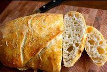 Bread, Rolls, Scones, Wraps Recipes / Brood, Rolletjies, Skons Resepte