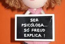 Psico o que? / Psicologia e afins....