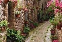 Nice places all over the world