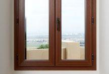 Ventanas de PVC / Ventanas de PVC oscilobatientes, correderas, osciloparalelas, elevables, ventanas curvas, para el máximo confort y el más alto aislamiento térmico y acústico.