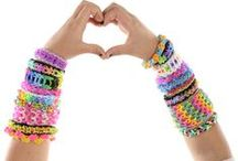 Loom Band tutorials / Loomband tutorials