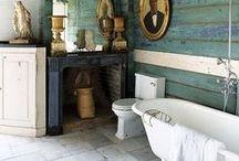 Landhausbäder... / Bäder und Badeinrichtungen im Landhausstil ...