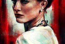 DP / Digital Painting