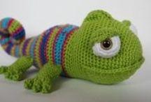 Crochet Wonderland - Plushies