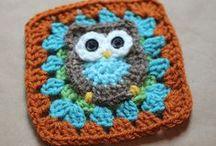 Crochet Wonderland - Granny Squares