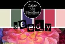 color me SEEDY / color palettes by Design Seeds / by color me pixelled
