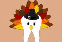 Thanksgiving / Thanksgiving braces-friendly recipes, funnies, and tips.