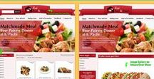 Food&Drink Theme eBay Store Templates / 2017 New eBay Policy compliant templates. Free Installation. LIVE in 24hrs. Ready-to-use theme based template design. Lowest price guaranteed. Browse more readymade themes at https://www.ebaysellertemplates.com/view-all-category/food-drink.html