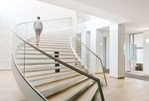 Stairs / Architectural elements: staircases that make a statement