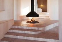 Fireplaces / Architectural elements: fireplaces that make a statement