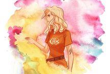 ΔΠΠΔΒΣΤΗ CΗΔSΣ / Daughter of Athena - Annabeth Chase