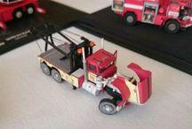 FDS model  Cars Truck Minimodel team