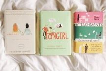 • Rainbow Rowell Books •