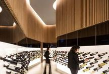 Wineries / WineWorld, the new dream destinations for design lovers