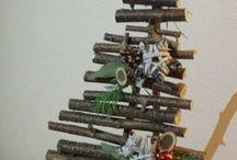 * alternatieve kerstboom