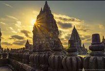 Indonesia: Prambanan, Borobudur & Bali